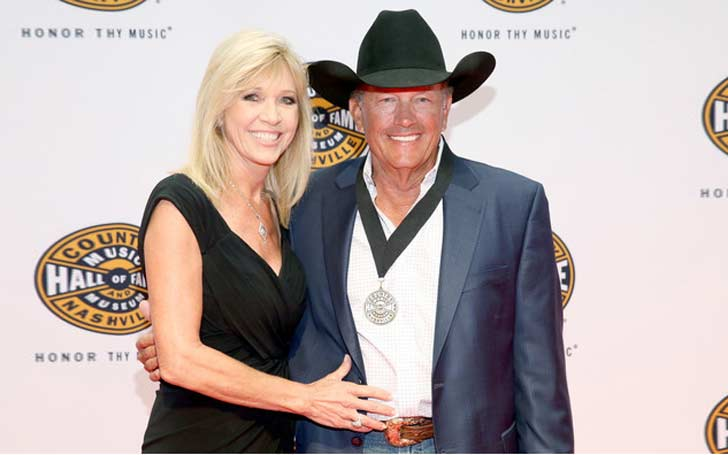 American Country Singer George Strait's Married Life With Wife Norma Strait; Their Love Life & Children