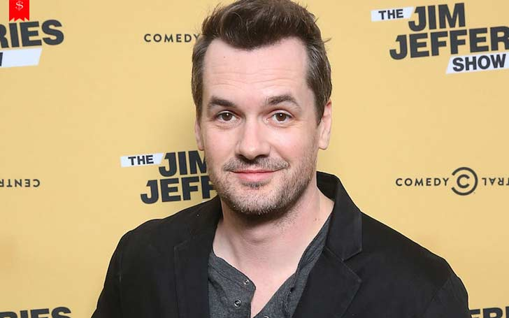 Australian Stand-Up Comedian Jim Jefferies' Career; His Lifestyle and Net Worth