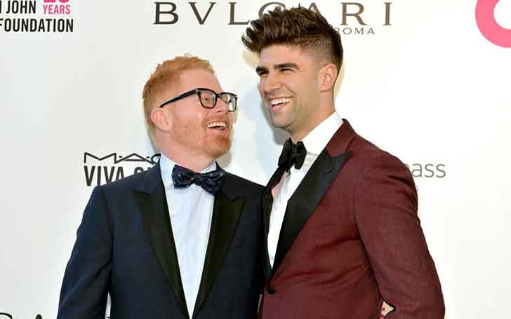 How Is Hollywood Actor Jesse Tyler Ferguson's Married Relationship with His Gay Husband Justin Mikita?