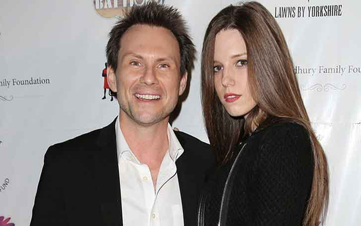 American actor Christian Slater bought a house before the wedding 05/23/2013
