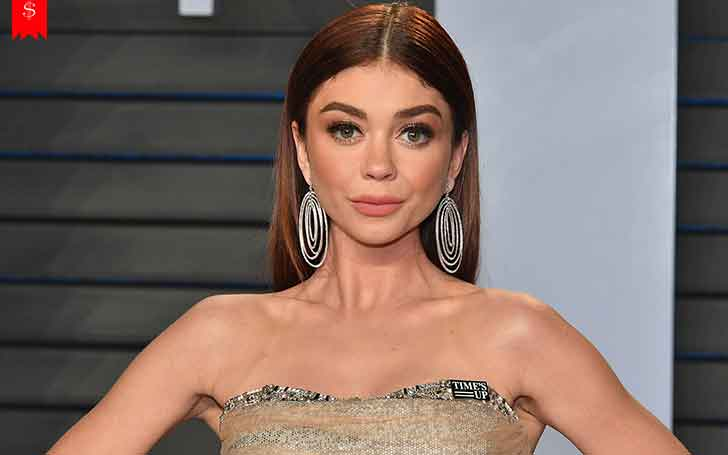 Hollywood Actress Sarah Hyland's Film And TV Works;  How Much Is Her Earning & Net Worth?