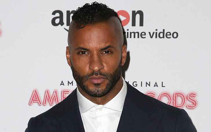 Actor Ricky Whittle's Marriage Rumors With GirlfriendKirstina Colonna, What's The Truth? His Past Affairs
