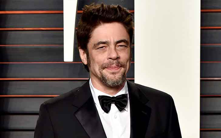 Actor Benicio del Toro Has a Daughter With His Ex-Girlfriend, Who's She? His Past Affairs And Relationships