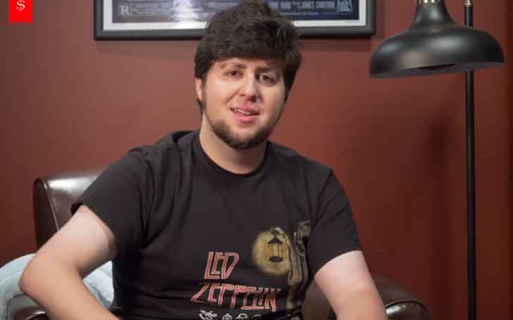 28 Years Old Internet Personality JonTron's Income and Net Worth: An Overview on His Career
