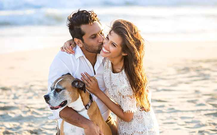 How Is The Marital Relationship of American Actor Ravi Patel With Wife Mahaley Patel? Children?