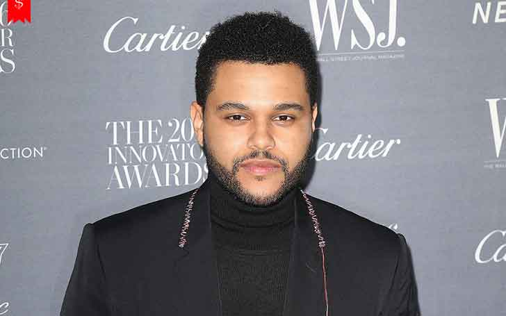 Canadian Singer The Weeknd's Net Worth: Also Know About His Professional Life And Career