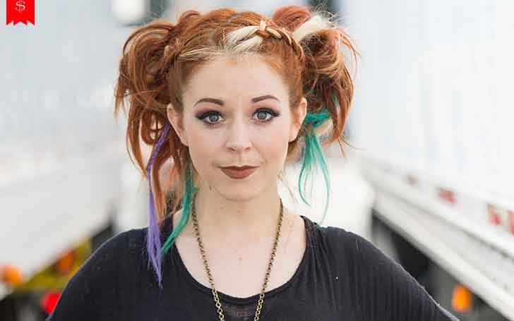 American Violinist Lindsey Stirling's Net Worth And Career Journey In Detail