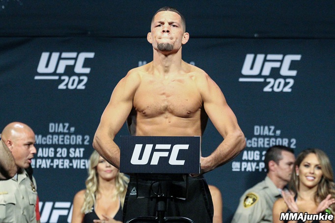 American Mixed Martial Artist Nate Diaz's Net Worth: His Annual Earnings & Career Stats