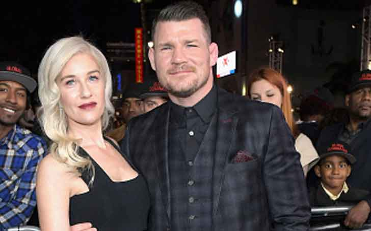 Mixed Martial Artist Michael Bisping's Married Life With Wife Rebecca Bisping And Children