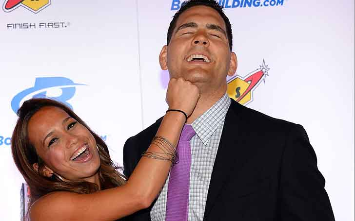Mixed Martial Artist Chris Weidman Is Married To wife Marivi Weidman: How's Their Relationship?