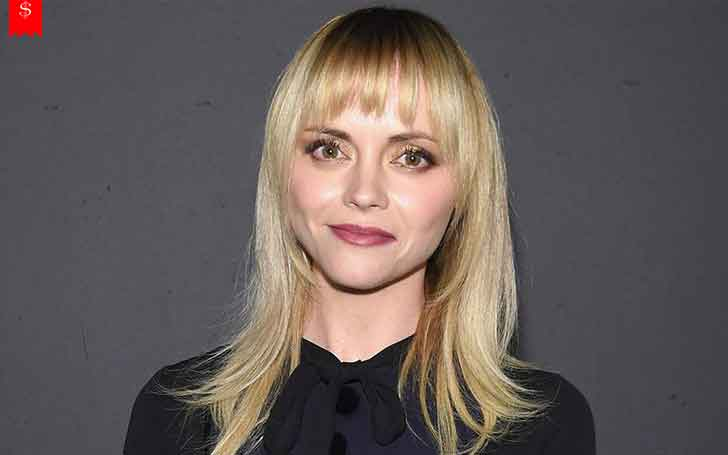 American Actress Christina Ricci's Net Worth: A Sneak Peek Into Her Professional Life