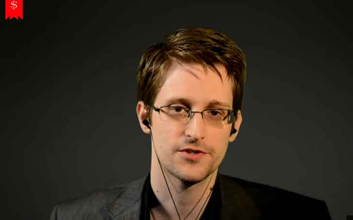 How Much Is Edward Snowden's Net Worth In 2018? His Salary, Career, and Awards