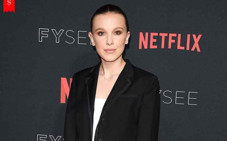 How Much Is English Model Millie Bobby Brown's Net Worth In 2018? Know About Her Career & Awards