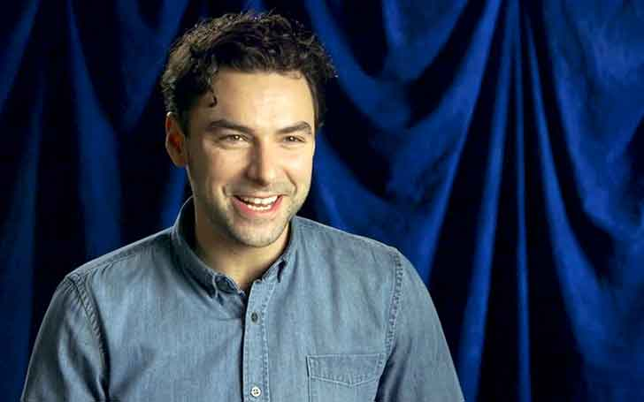 Irish Actor Aidan Turner To Get Married? Who Is The Lucky Lady? His Past Affairs & Dating History