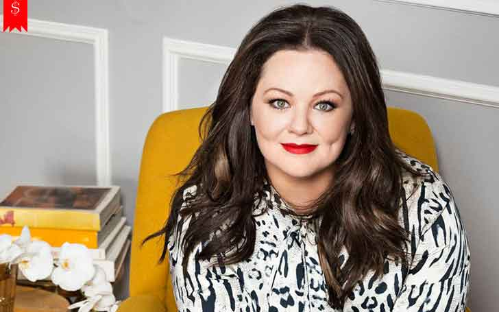American Actress Melissa McCarthy Leads a Luxurious Life: Know Her Net Worth & Earnings