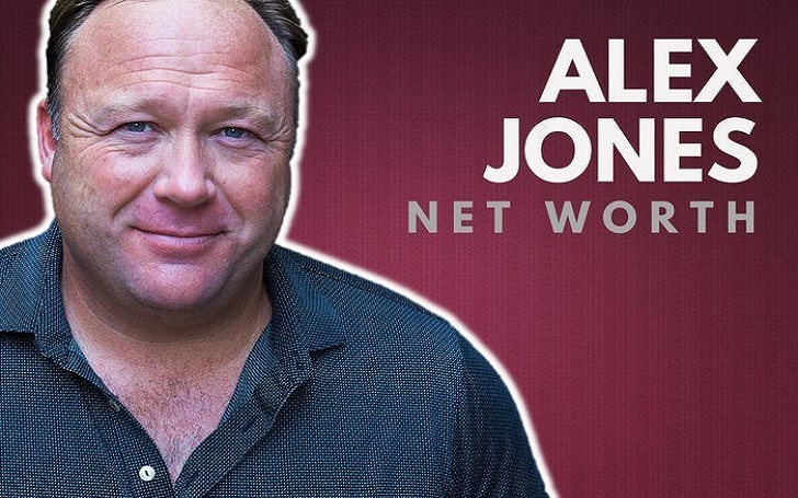 American Media Personality Alex Jones's Salary Earning and Net Worth He has Achieved From his Profession