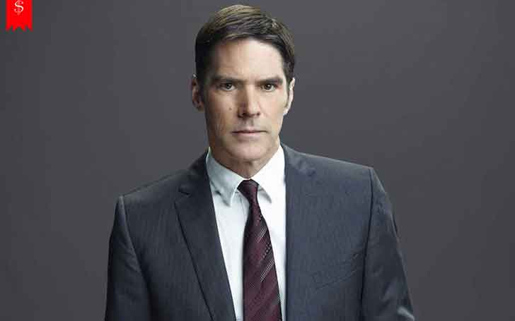American Actor Thomas Gibson's Salary for His Movie and TV Roles, Net Worth He has Achieved