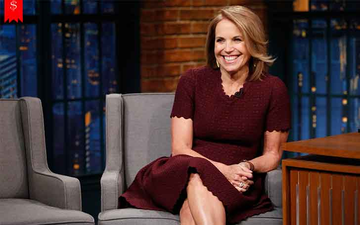 American Media Personality Katie Couric Has a Huge Net Worth; Receives Good Salary for her Job