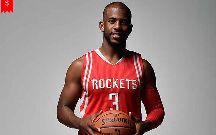 'Huston Rockets' Point Guard Chris Paul Has a Huge Net Worth, Receives a Good Salary From his Profession
