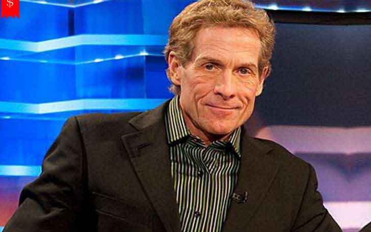 66 Years American TV Personality Skip Bayless' Salary Earning and Net Worth He has Achieved