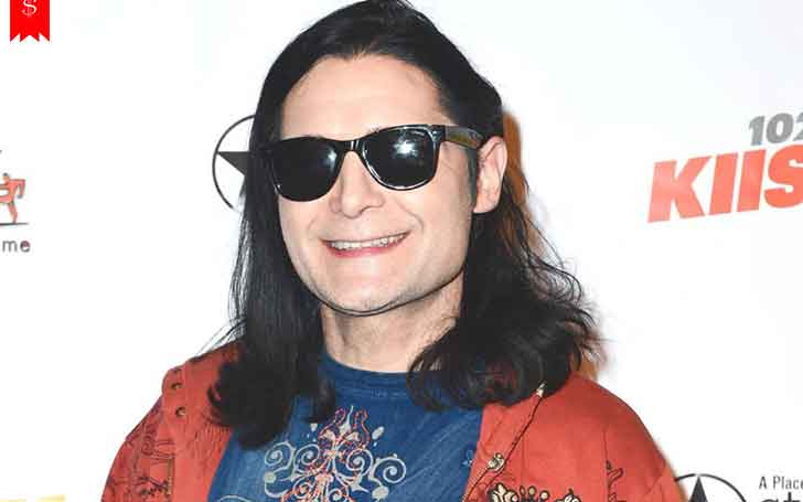 American Actor-Singer Corey Feldman's Life As An Actor: His Career And Net Worth