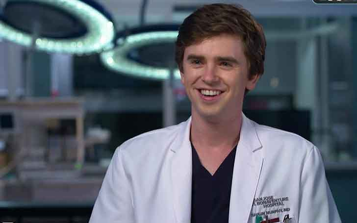 English Actor Freddie Highmore's Love Life And Dating History: What About The Gay Rumors?