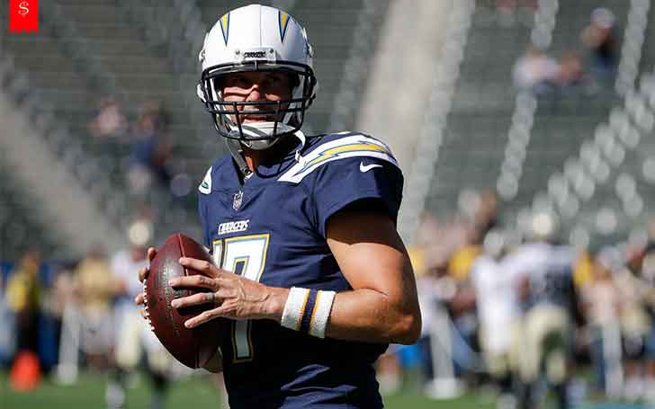 How Much Is American Footballer Philip Rivers Net Worth? Know His Salary And Career