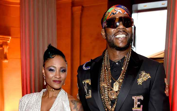 American Rapper 2 Chainz's Relationship With Wife Kesha Ward: Their Wedding And Children