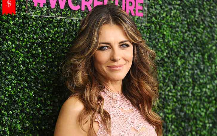 Elizabeth Hurley Career As a Model & Actress: Her Net Worth And Sources of Income