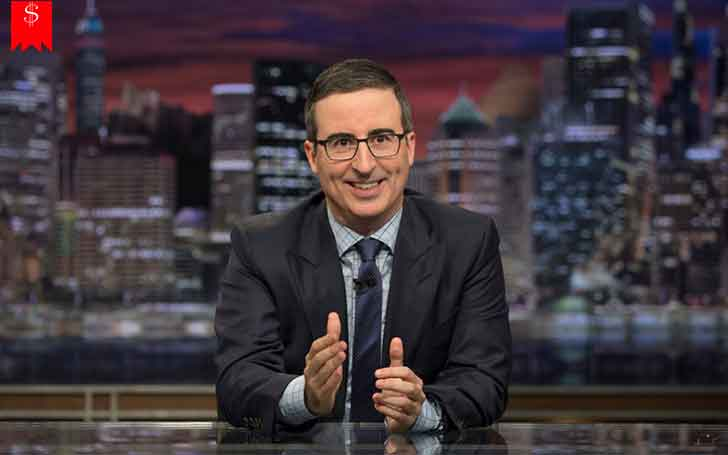 English TV Personality John Oliver's Net Worth And Earnings From His Profession