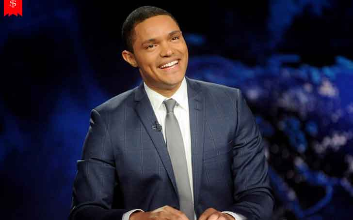 5.11 ft. Tall American South African TV Personality Trevor Noah's Overall Income From his Profession and Net Worth He has Achieved