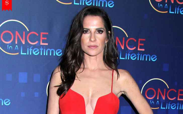 Know About American Model Kelly Monaco's Career And Net Worth: Her Salary & Sources of Income