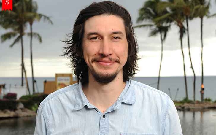 34 Years Old American Actor Adam Driver's Net Worth And Overall Earning From His Career