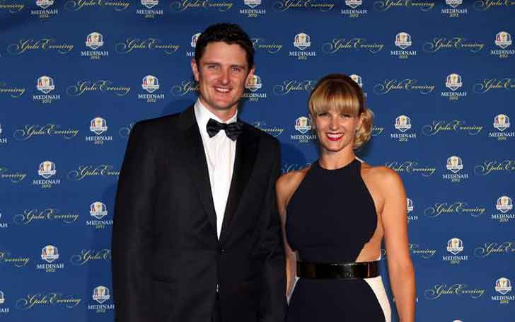 English Golfer Justin Rose Marital Relationship With Wife Kate Phillips: Also Know About Their Children