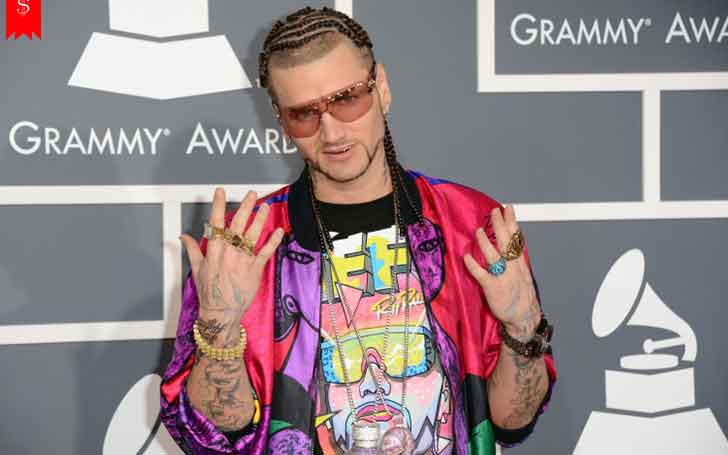 1.88 m Tall American Rapper Riff Raff's Lifestyle and Net Worth He has Achieved From his Profession