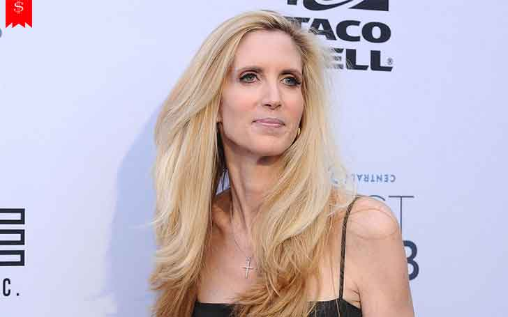 56 Years American Political Commentator Ann Coulter's Net Worth and Lifestyle He has Achieved