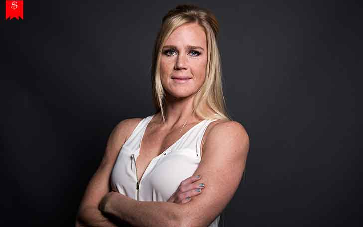 UFC Women's Bantamweight Champion Holly Holm's Net Worth, Salary, and MMA Career