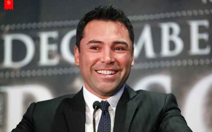 American Former Boxer Oscar De La Hoya's Earning From his Profession and Net Worth He has Achieved