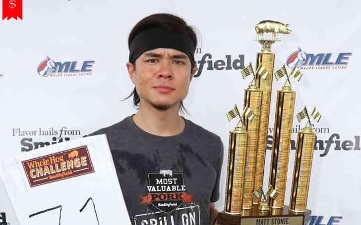 American Competitive Eater Matt Stonie's Earning From His Profession And Net Worth