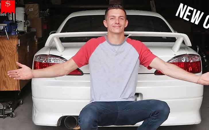 Youtuber Adam LZ's Lifestyle and Net Worth; Know his Cars Collection, Earnings, and Married Life