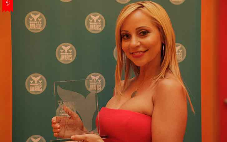 45 Years Canadian-American Actress Tara Strong's Net Worth She has Achieved From Her Movies and Shows