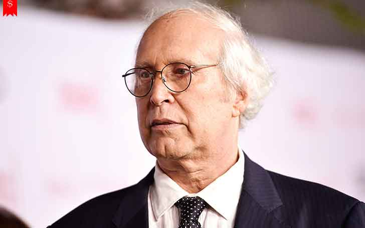 Popular For His Movies, American Actor Chevy Chase's Earning From His Profession and Net Worth He has Achieved