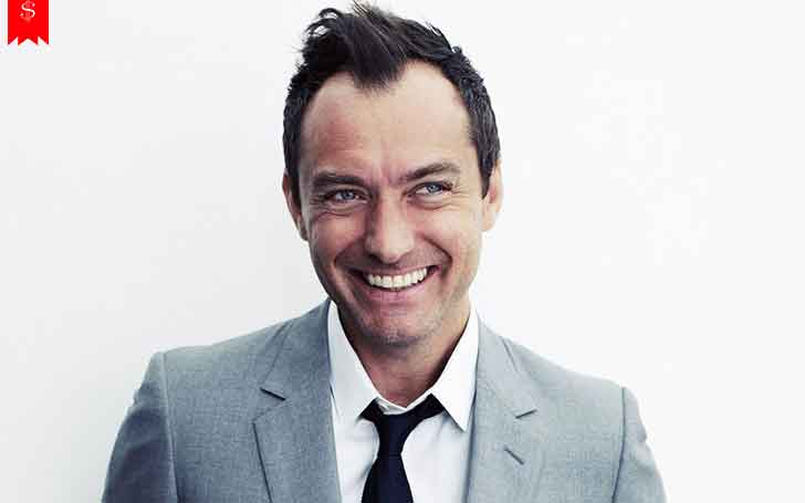 Several Awards' Nominee English Actor Jude Law's Earns Well From his Profession; Has Managed a Good Net Worth