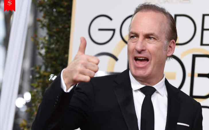 55 Years American Actor Bob Odenkirk 's Earning From His Profession and Net Worth He has Achieved