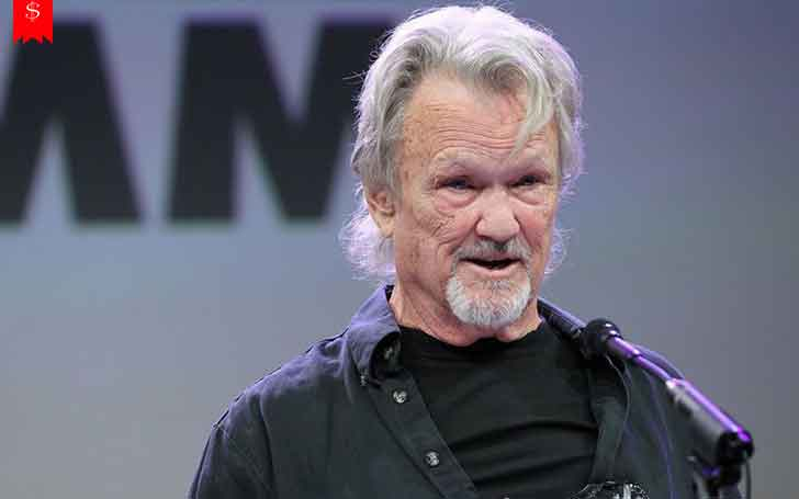 Hollywood Personality Kris Kristofferson's Professional Life And Net Worth He Owns