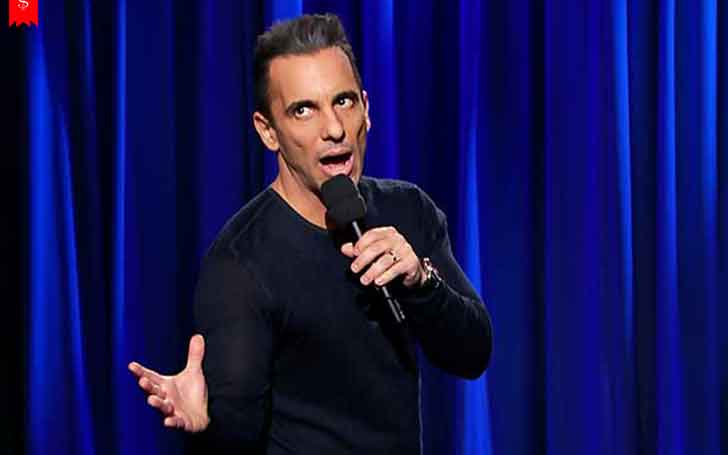 American Stand-up Comedian Sebastian Maniscalco's Earning And Net Worth, His Professional Life