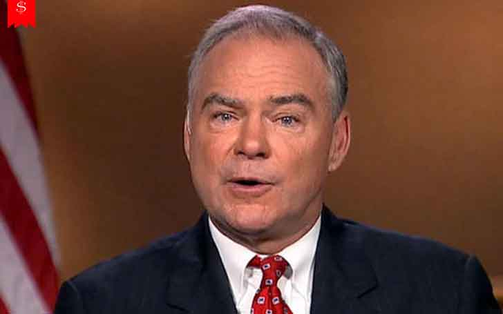 American Politician Tim Kaine's Career Achievements And Net Worth At Present