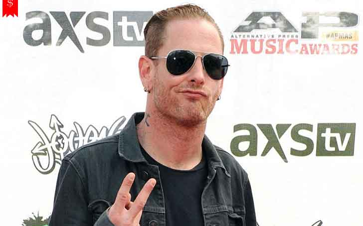 American Musician Corey Taylor Net Worth In 2018, All About His Professional Endeavors