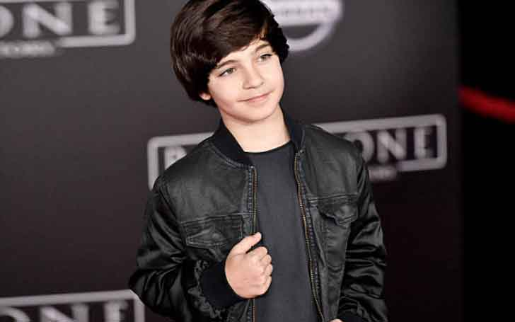 13 Years Old TV Personality Bryce Gheisar's Career Achievements And His Family Life
