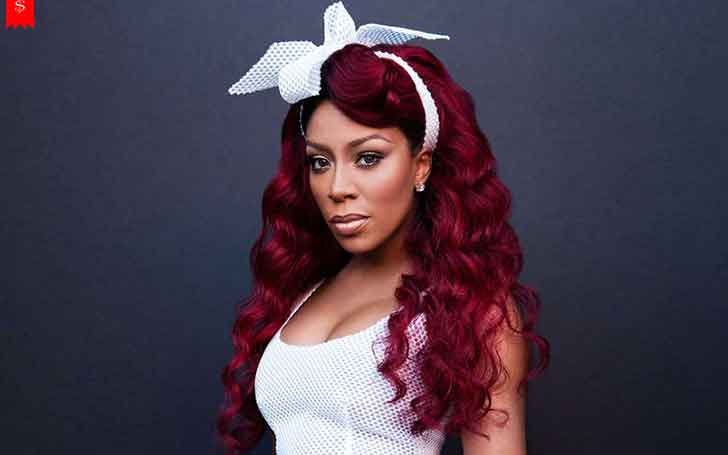 34 Years Old American Model K. Michelle's Overall Income & Net Worth: Her Professional Life